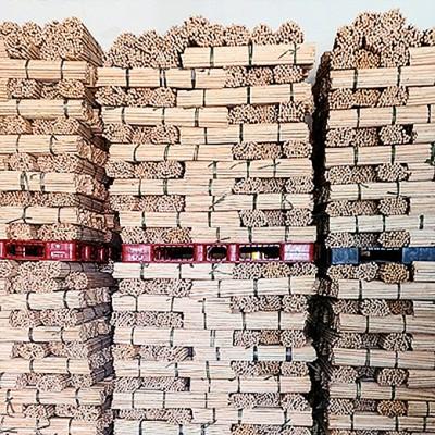 대나무 원형나무 90cm 대량주문 무료배송